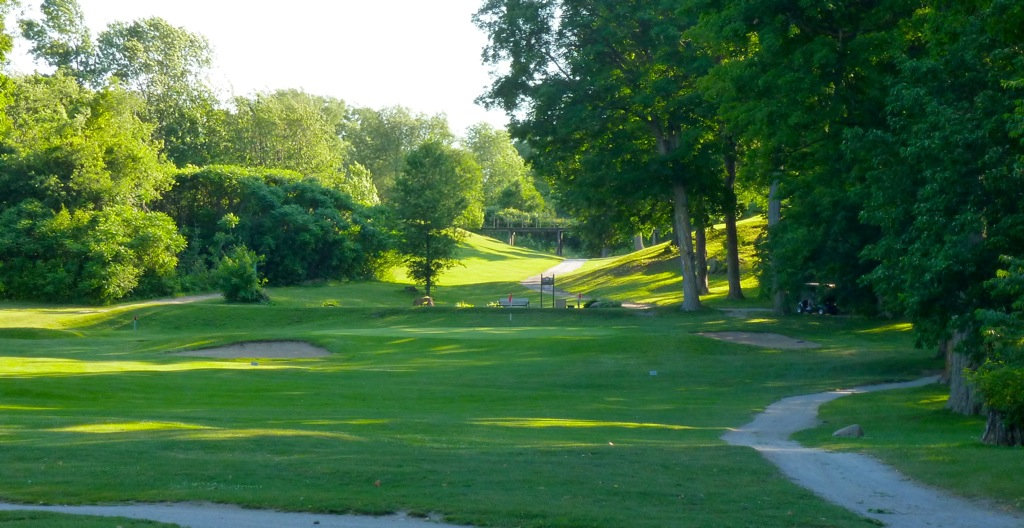 my local golf course where I learned to play