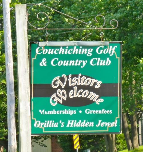 Couchiching Gold Club