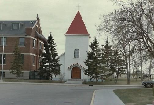 Depot Chapel