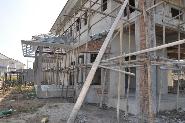Love the scaffold