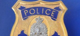 My Badge Encased