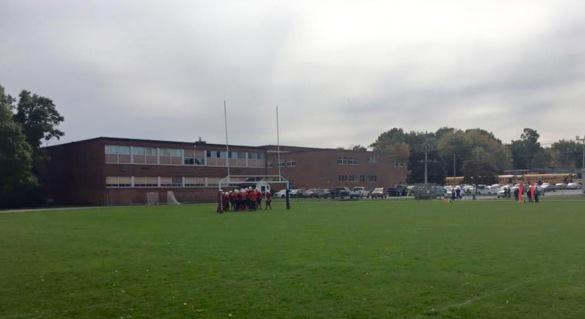 ODCVI - sports field