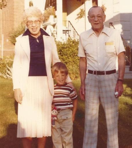 Mom, Jas & Dad