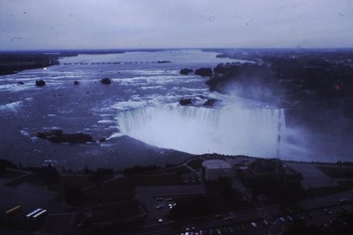 Niagara Falls - always a site