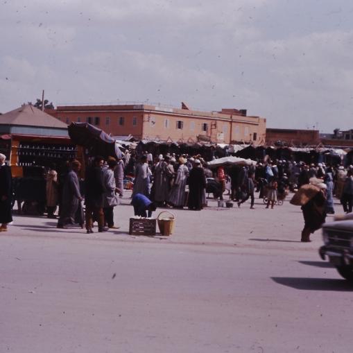 Marrakesh Markets