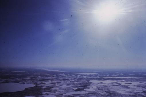 Big frozen tundra