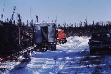 Winter road maintenance