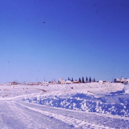 Maintaining Ice Roads