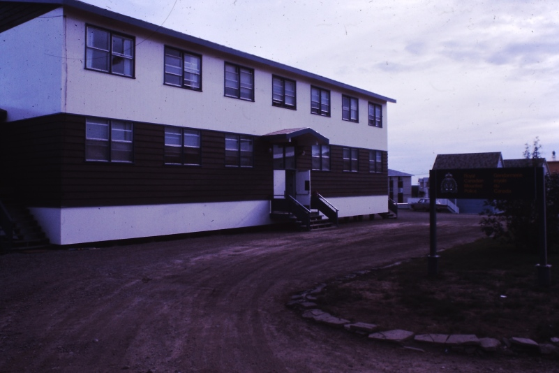 Inuvik Police building