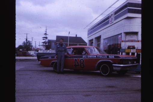 The mechanic & driver