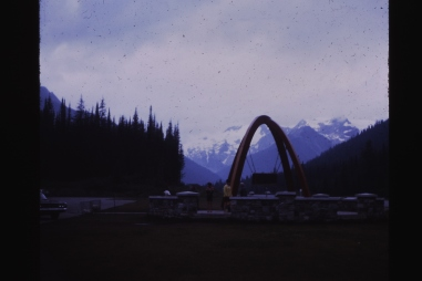 Rogers Pass to BC