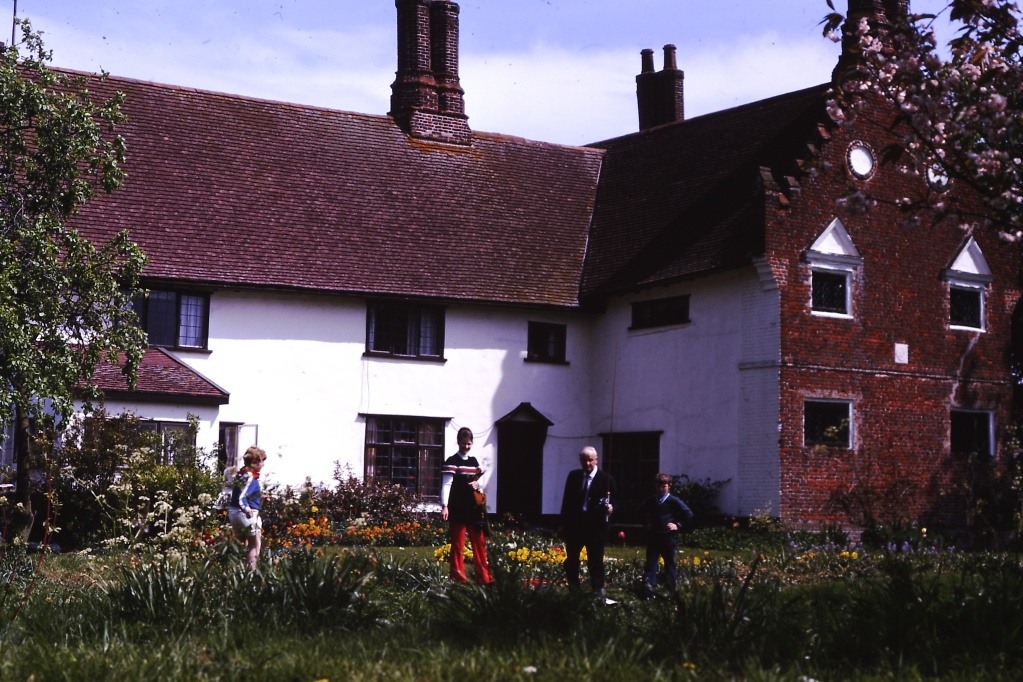 Country estate - thatched roof