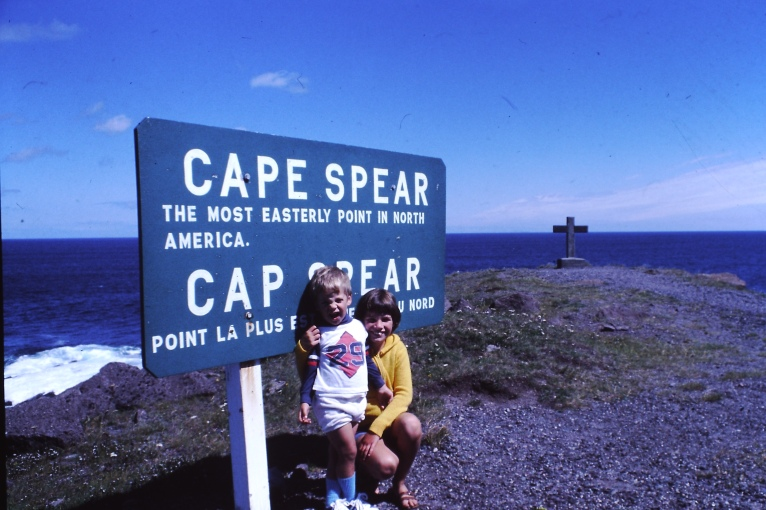 Cape Spear, Nfld