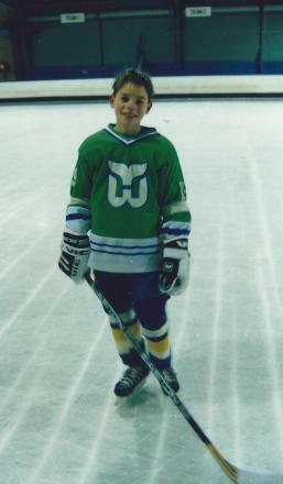 Shawn hockey