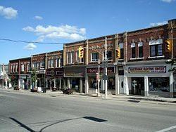 Shelburne Main street