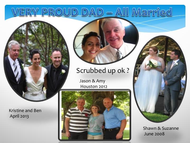 Weddings & visits