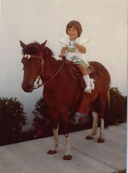 teen-on-horse