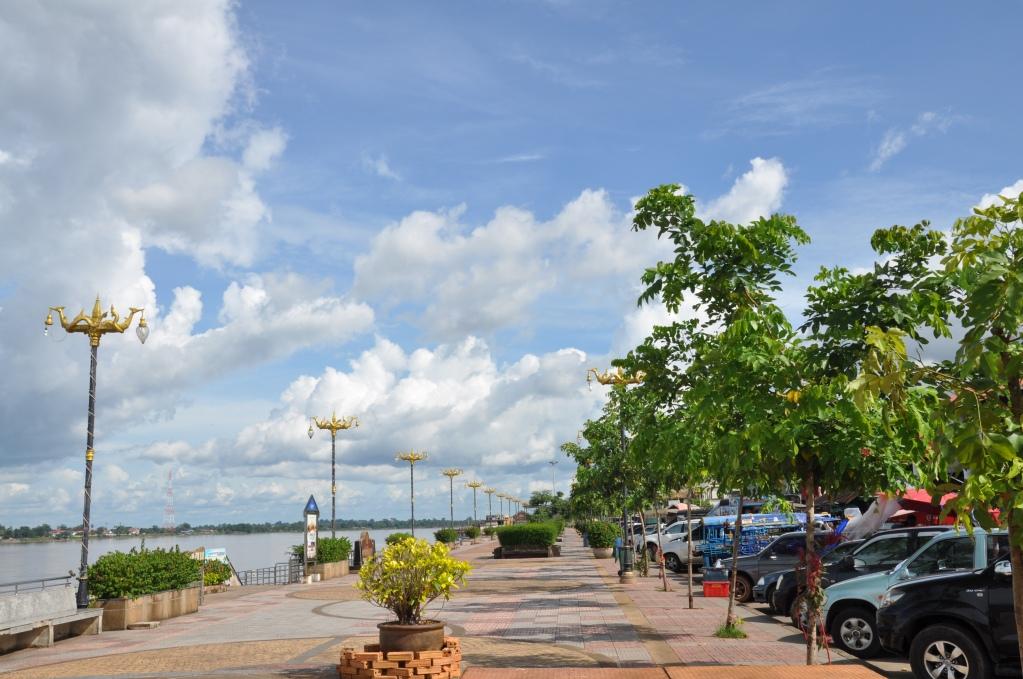 Nakhon Phanom riverside