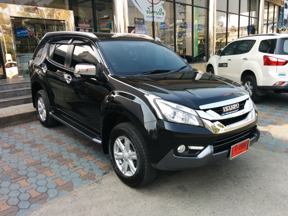 The Isuzu MUX
