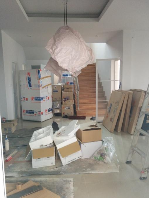 Construction & unpacking