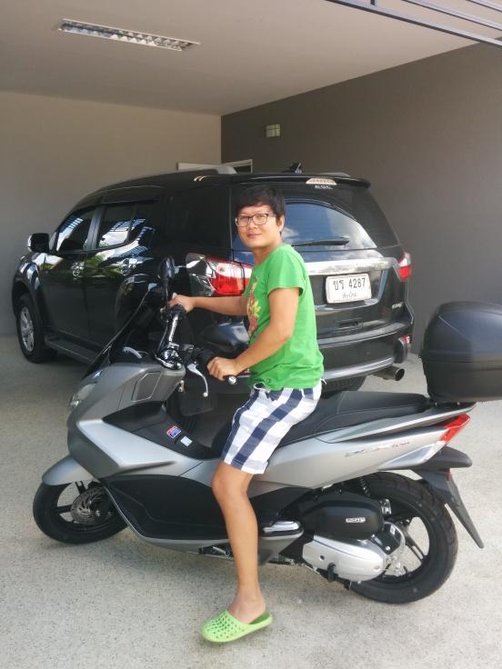 Honda 150 PCX