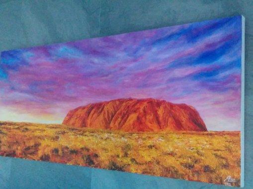 Ayres Rock, NT