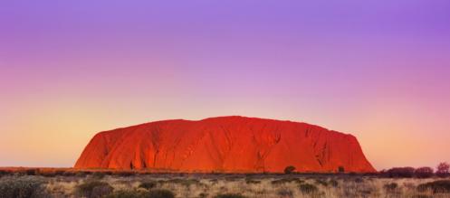 Australian Tourism - Uluru