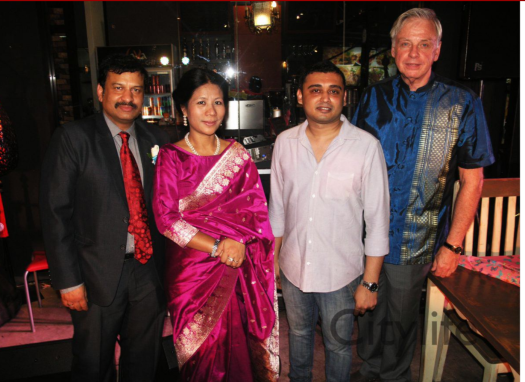 Counsel of India, his wife, PJ & I
