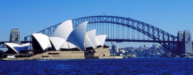 Australian Tourism - Sydney Opera House
