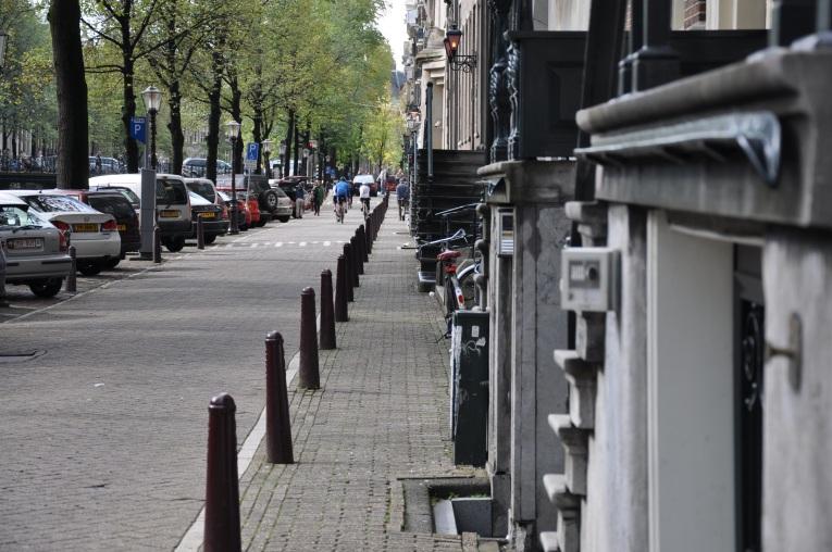 vehicles & pedestrians