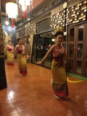Traditional Lanna Dancers