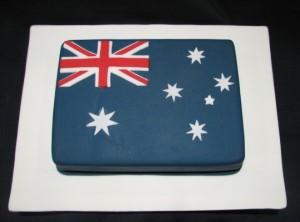 australian-flag-cake