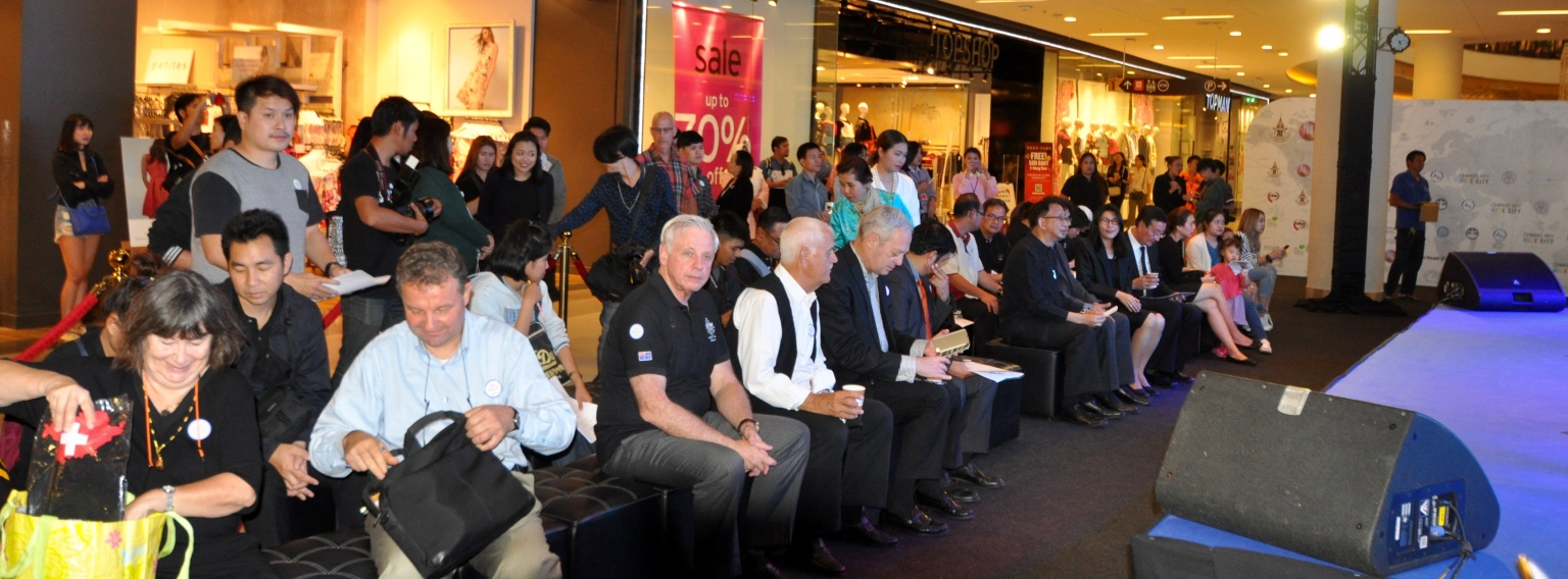 media launch audience