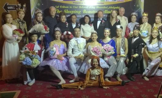 Chiang Mai Ballet Show