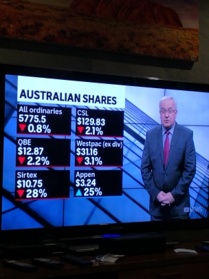 A little Aussie tv