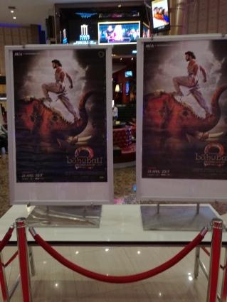 Indian film - Bahubali