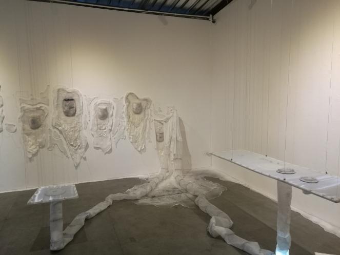 Installation exhibit