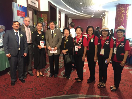 Consuls with delegates