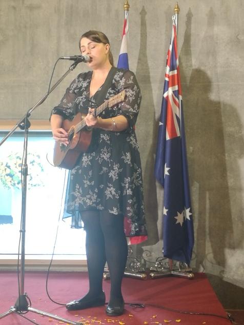 Australian singer