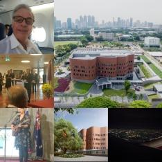 The Australian Embassy trip