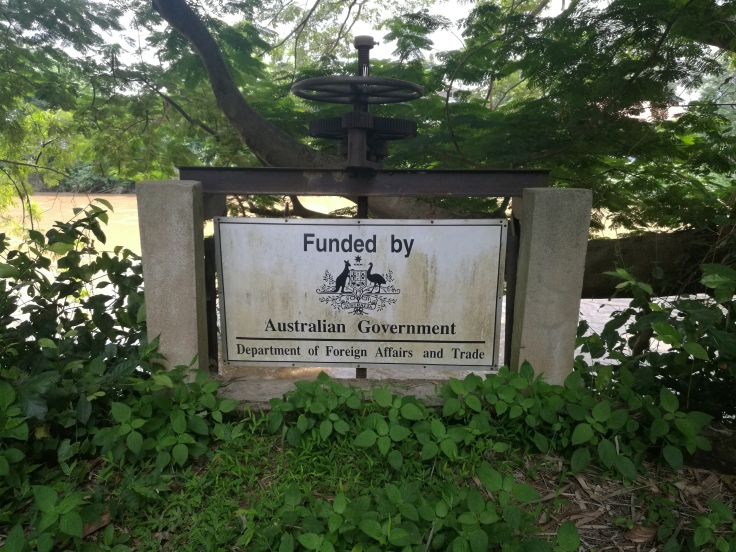 water project funded by DFAT