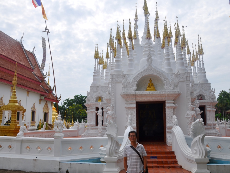 unique temple design