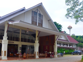 Reception & motel