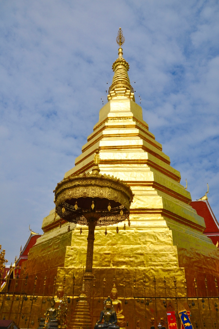 revered Chedi