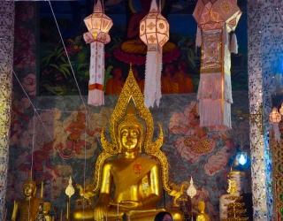 Lovely Buddha image