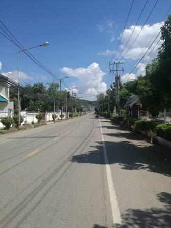 Mae Sariang Street