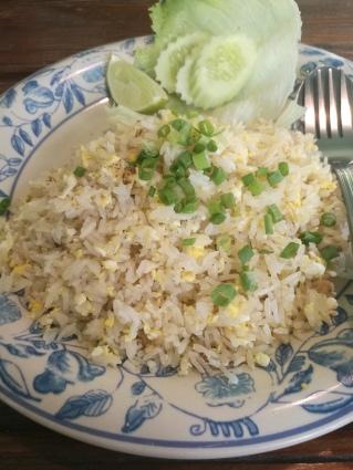 crab friend rice