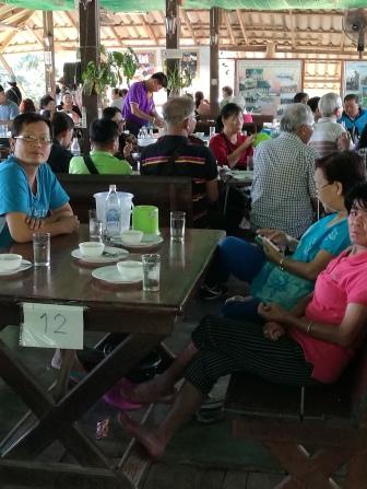 Lunch lake venue