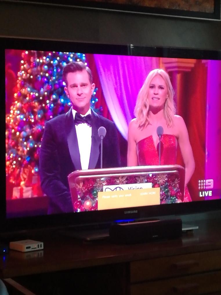 Melbourne Carols on TV
