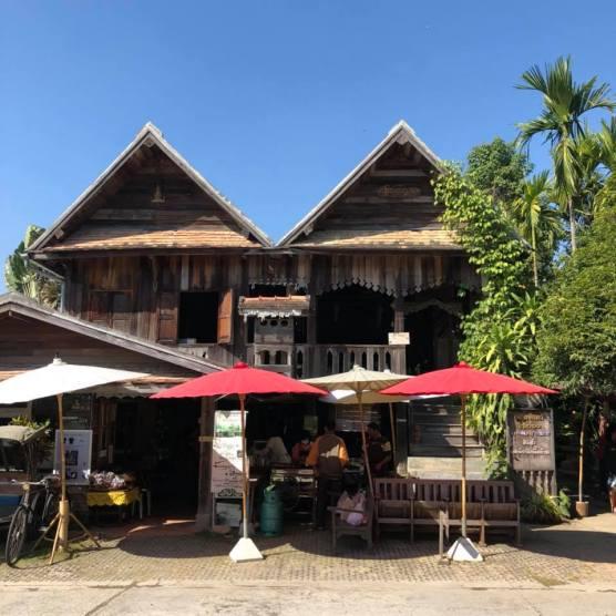 Thai food place
